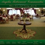 Angelus Retirement Communities website