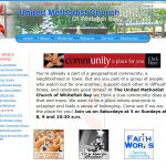 UMC WFB website