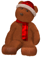 Picture of Mistletoe the bear