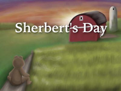 Sherbert's Day book cover